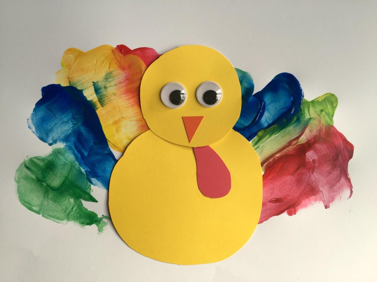 Thanksgiving activity