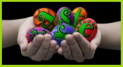 hand-eggs