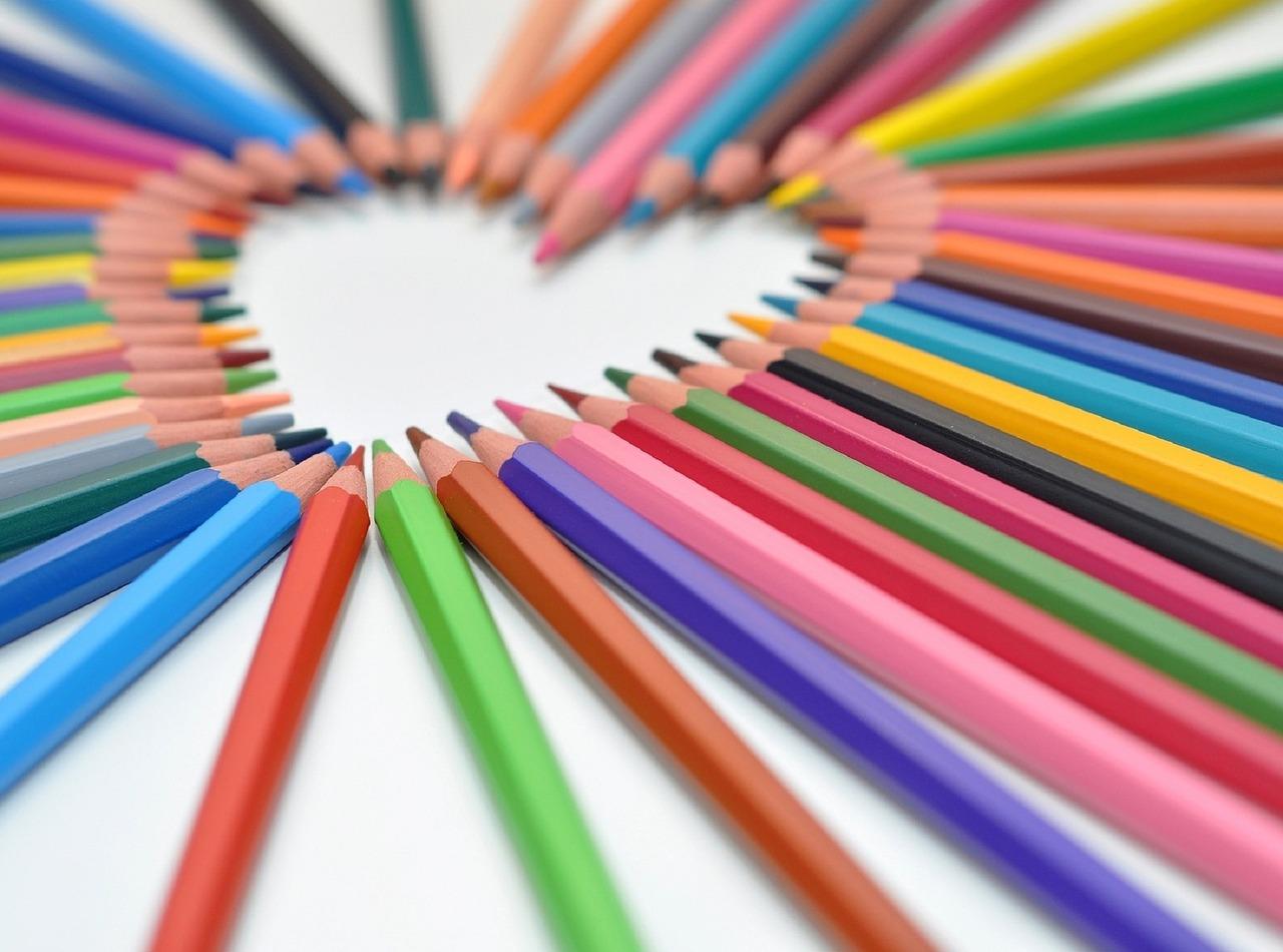 Kids' pencils