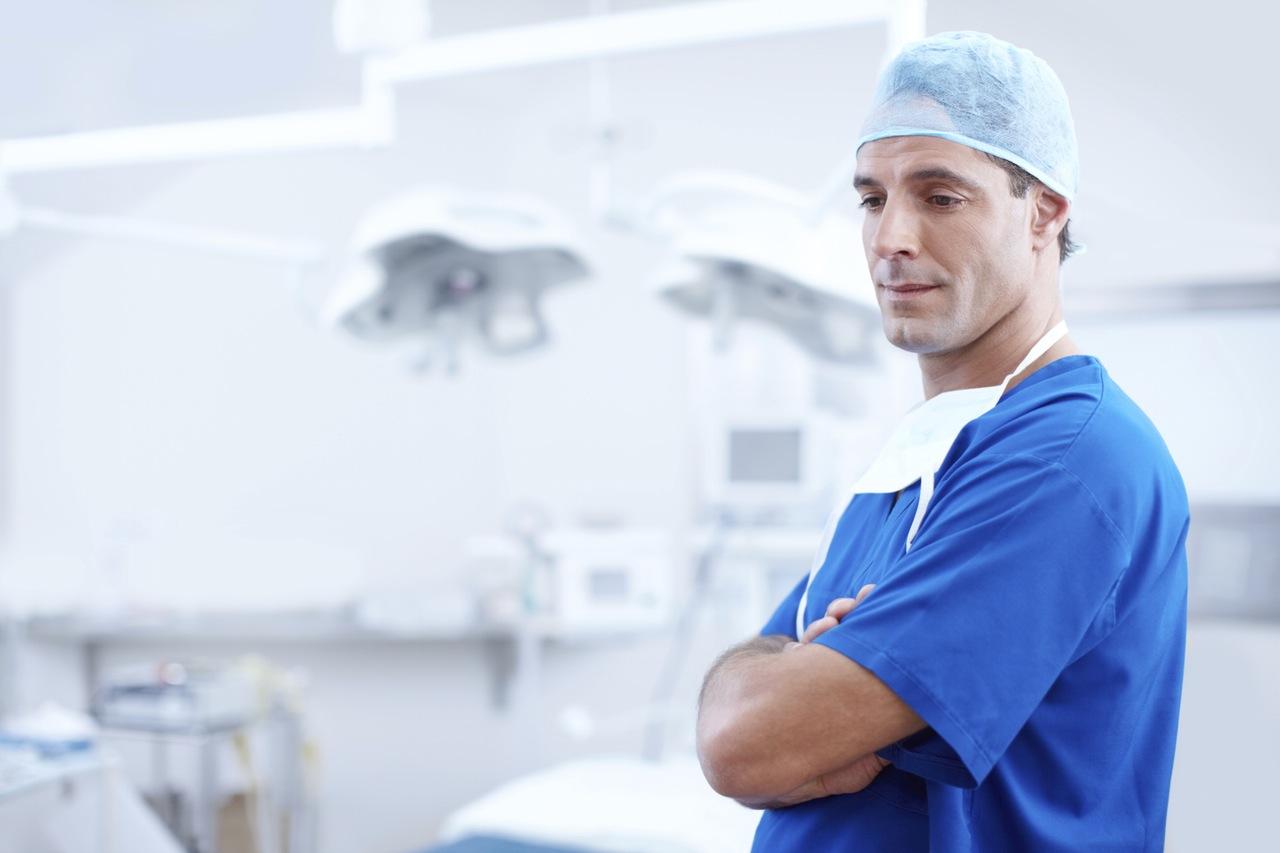 doctor worker