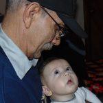 child grandpa