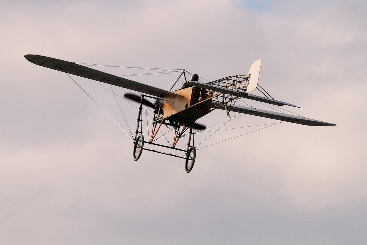 plane activity