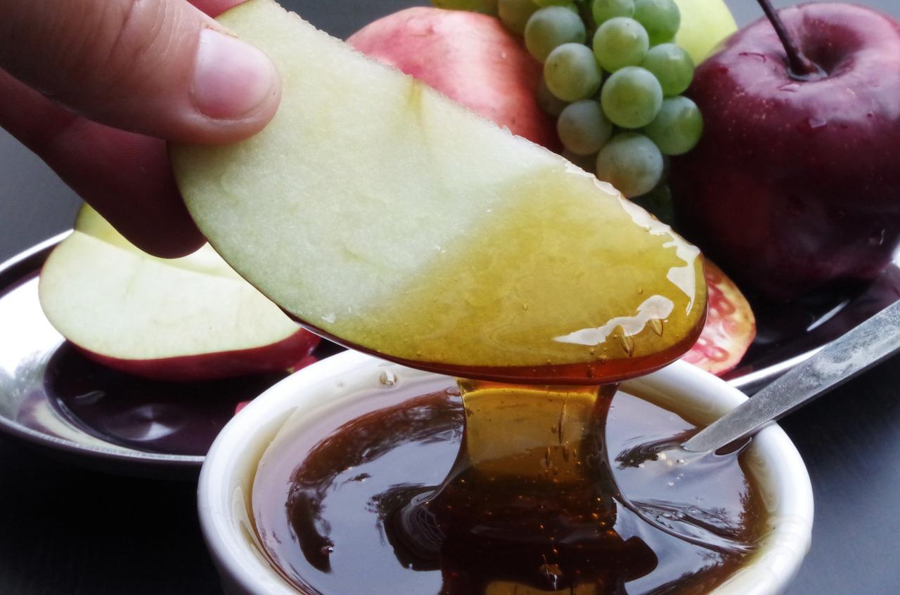 apples honey