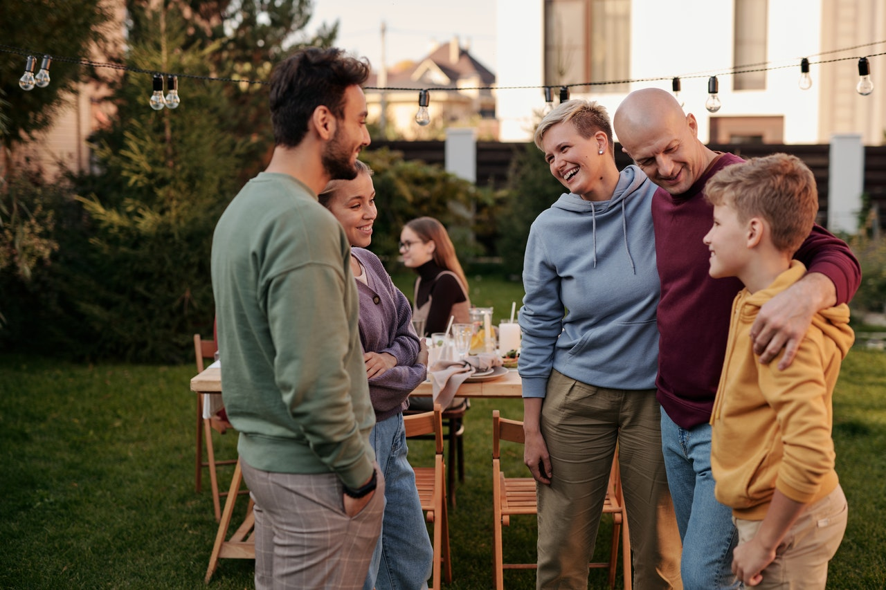backyard-party